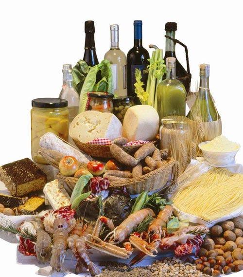 A tipicit trionfano le marche di qualit italia a tavola for Prodotti tipici di roma