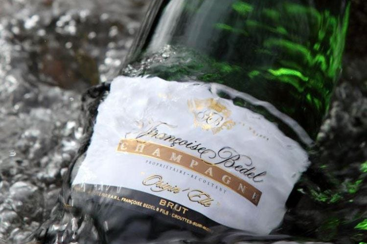 Champagne Bedel tra natura e terroir Al Carroponte ospita una degustazione