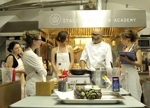 italian kitchen academy laccademia di cucina nel cuore di roma annuncia la partenza di nuovi corsi di cucina e pasticceria professionale