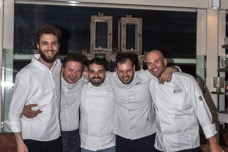 Chef in Tavola pronto per la finale Ultimi piatti per cinque cuochi veneti