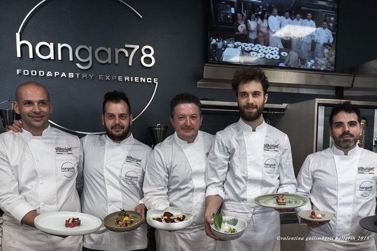 """""""Chef in tavola"""", profumo di stelle Cinque giovani cuochi protagonisti"""