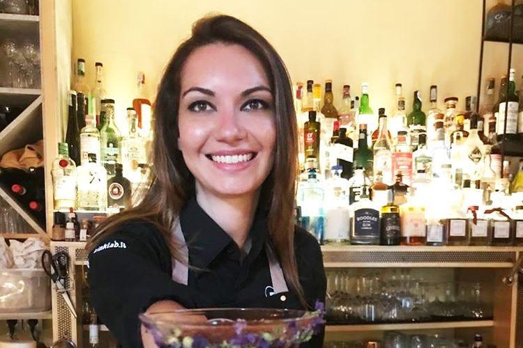 Chiara Marsili, barlady di talento Una carriera iniziata per caso
