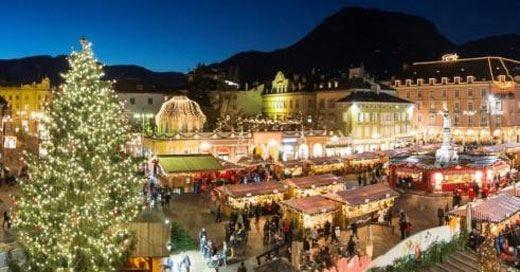 A Bolzano è tempo di mercatini con prodotti tipici e tante idee regalo