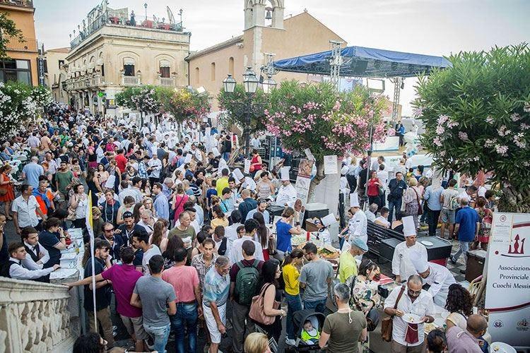 Cibo Nostrum, tra Etnea e Taormina la Grande festa della Cucina italiana