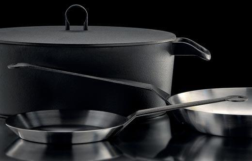 La Cintura di Orione, Pasta Pot e Le Nid Così Alessi propone ...