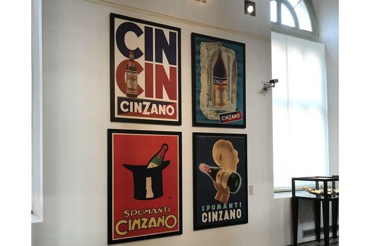 Cinzano festeggia 260 anni Una mostra con pezzi storici