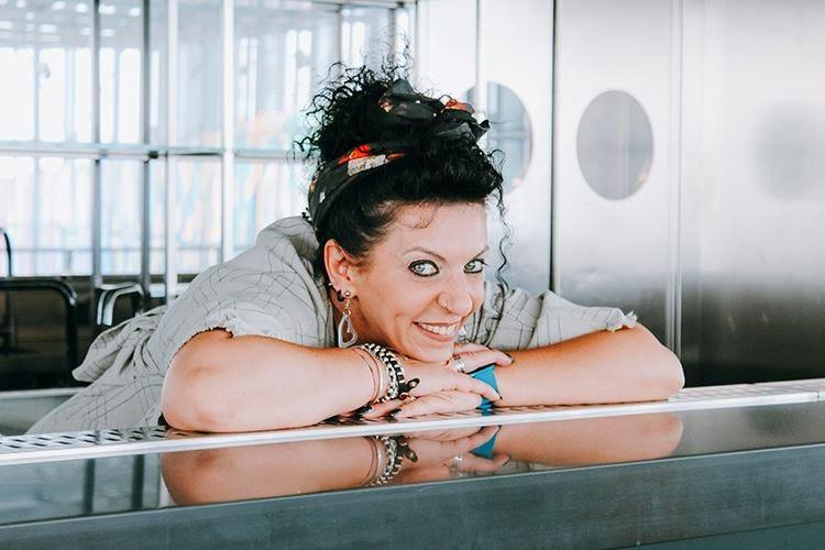Cinzia Ferro, regina del bar La mixology è arte ed emozione