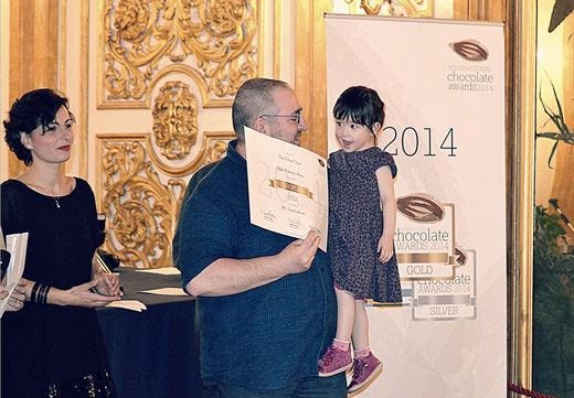 Torta Pistocchi Firenze conquista l'oro 