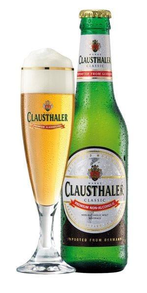 Clausthaler, la birra preferita in Europa Gustosamente autentica e... analcolica!