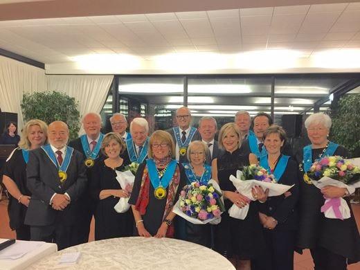 Il Club dei Buongustai Bergamo sostiene l'Associazione aiuto donna