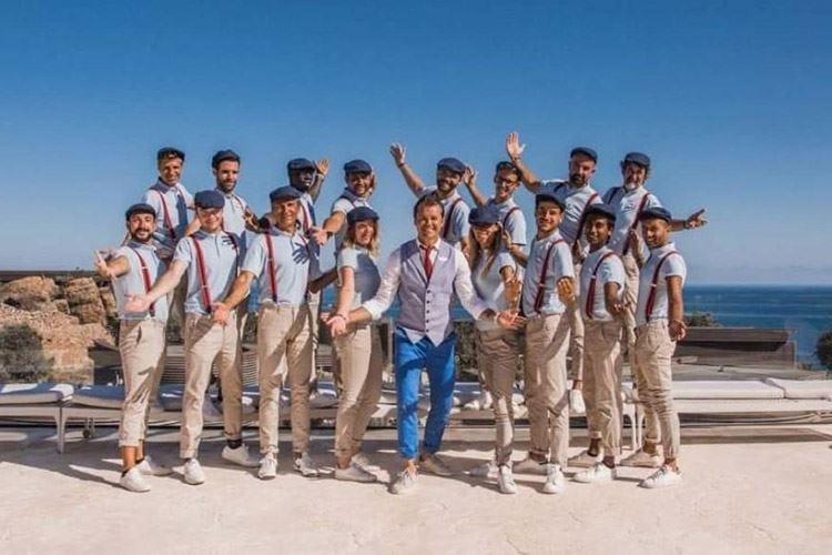 Club Med, merito di chi lo rende possibile Un'opportunità di crescita professionale