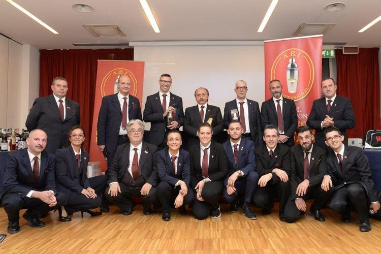 Abi Professional Cocktail CompetitionEmilio Sabbatini vince per il Centro Italia