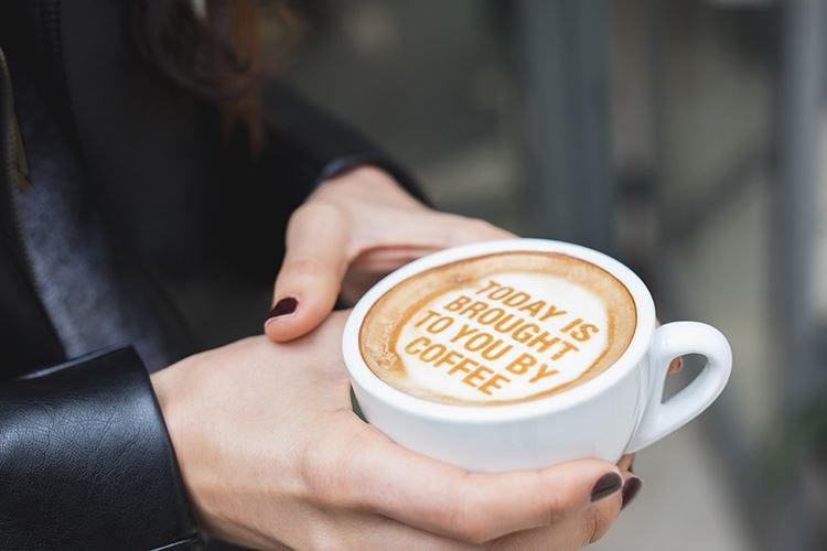 Coffee Ripples La stampante 3D, ora anche in hotel
