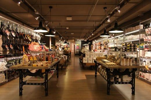Da coin a milano la cucina di casa apre il nuovo spazio - Coin casa shop on line ...