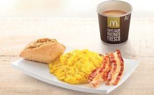 McDonald's, novità per la colazioneYogurt e frutta fresca o uovo e pancetta