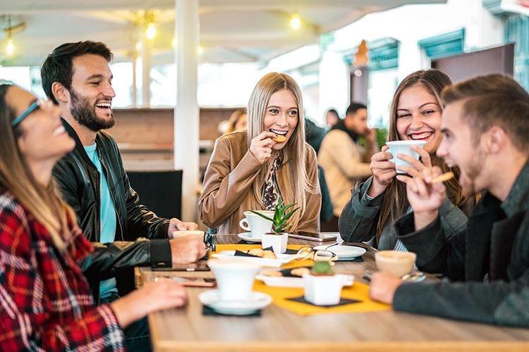 Come cambia il food marketing L'ascesa della Generazione Y