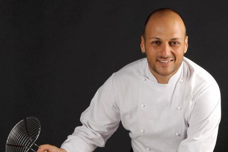 Alberto Colacchio, da cuoco a docente del corso di Cucina cinematografica