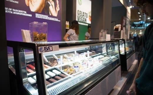 Comprital investe nell'innovazione per un gelato... proteico, vegano e sushi