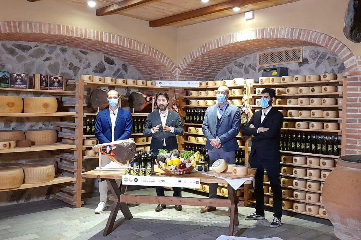 """Con """"Born in Tuscany"""" si rafforza la sinergia tra le Dop e Igp regionali"""