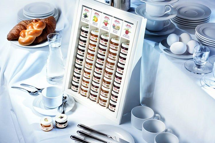 Confetture e miele Darbo su misura per la ristorazione