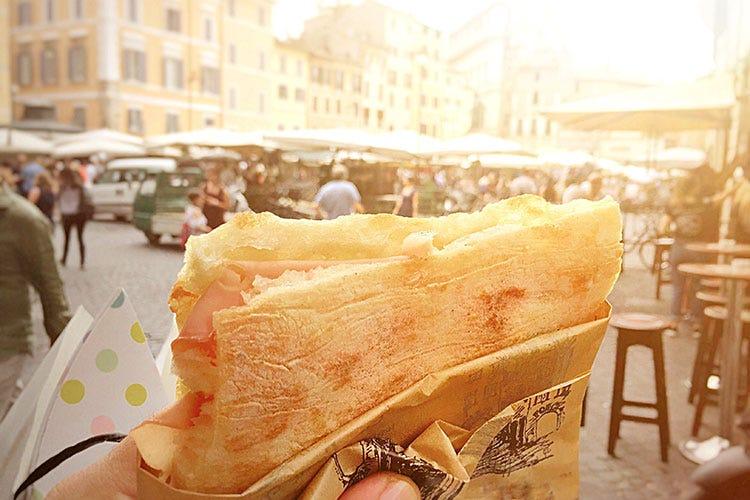Il webinar illustrerà la cucina romana, schietta e verace - Conosciamo lo street food romano Un webinar ne svela i segreti