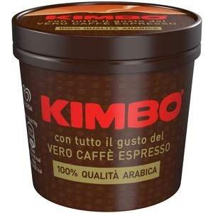 Coppa Kimbo, il nuovo gelato con tutto il gusto del vero espresso