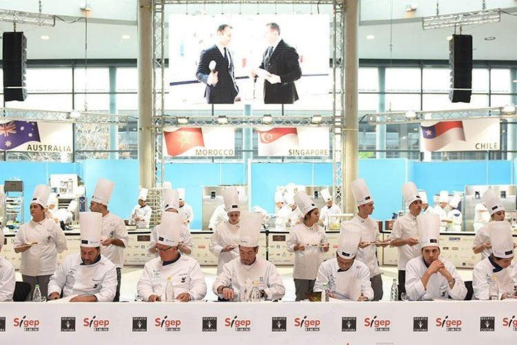 Coppa del mondo di gelateria 2 nuove categorie e 12 squadre in gara