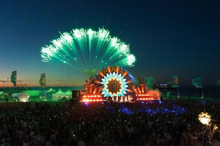 Corona Sunsets Festival Appuntamento il 4 agosto a Gallipoli