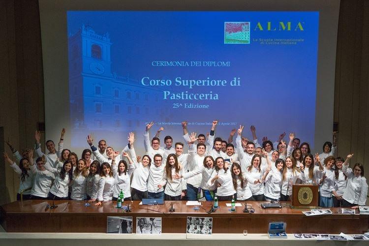 Corso Alma, 45 diplomati alla 25ª edizione Spicca il 100/100 di Elisa Amodio