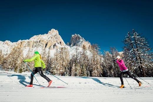 Cortina, regina assoluta delle Dolomiti,nella top ten delle migliori mete invernali