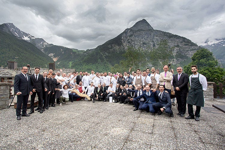 Tutti i protagonisti del Summer Royal Summit (Courmayeur, l'Hotel Royal Apre l'estate in grande stile)