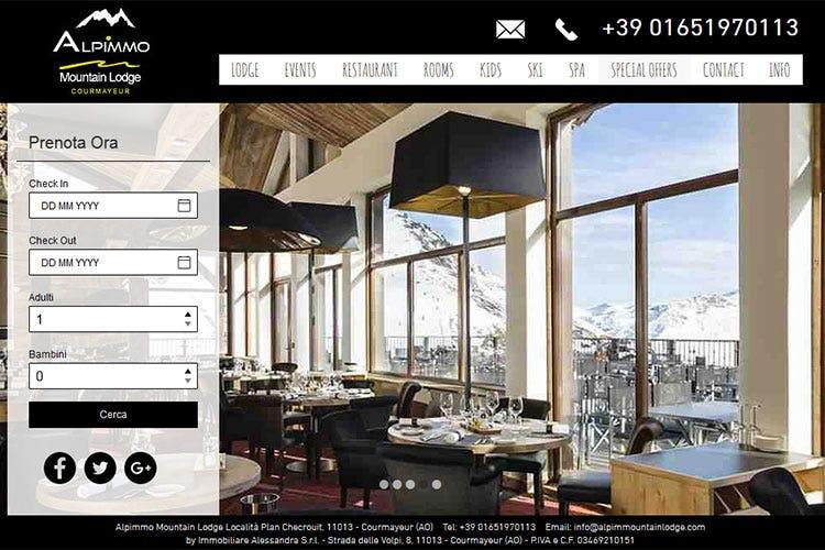 Courmayeur, hotel fantasma sul web Il sindaco: Tutelare i turisti ...