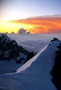 Courmayeur, la perla delle Alpi Inverno tra neve e glamour