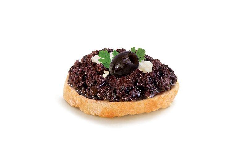 Crema di olive nere Citres Concentrato di salute e gusto