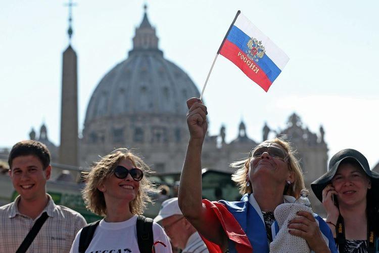 Crescono i turisti russi, + 35% L'Italia diventa la meta preferita