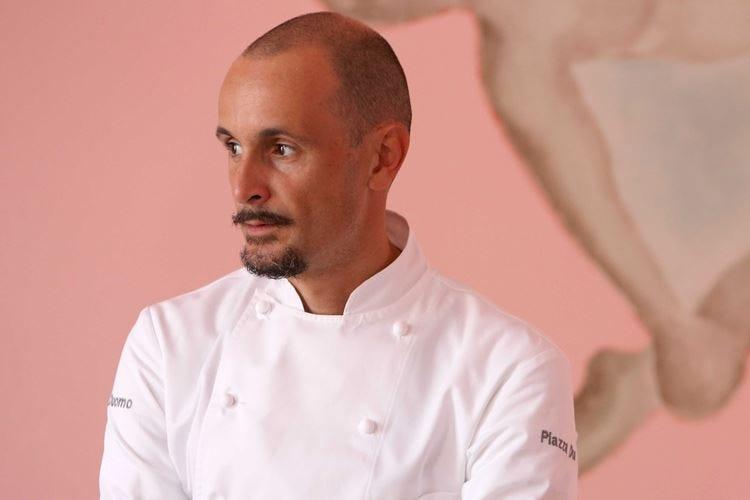 Enrico Crippa, docente per un giorno al Master della cucina italiana