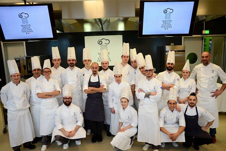 crippa al master della cucina italiana «per diventare chef ci ... - Master Cucina Italiana