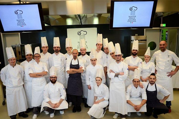 Crippa al Master della cucina italiana «Per diventare chef ci vuole curiosità»