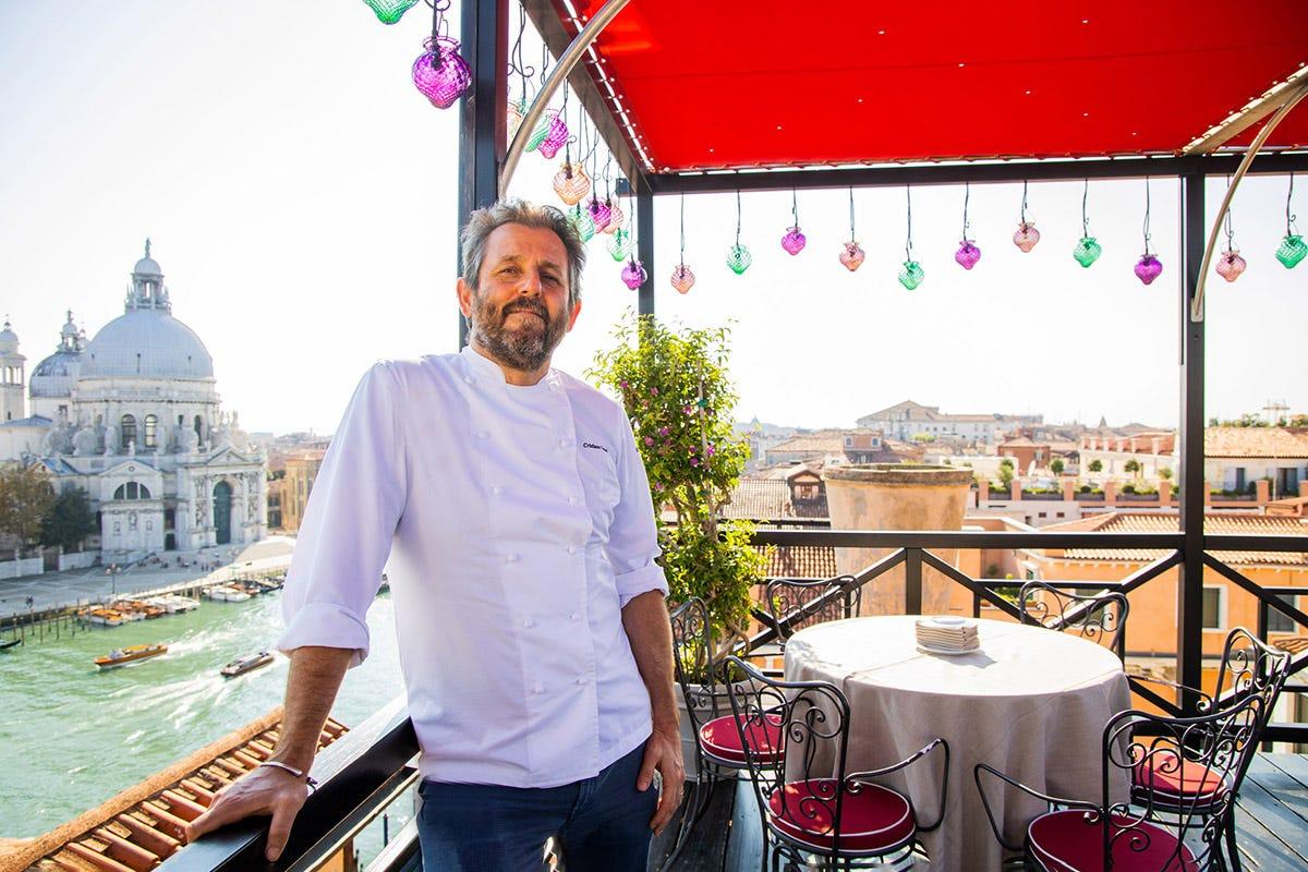 Cristiano Tomei A Venezia come un James Bond gourmet