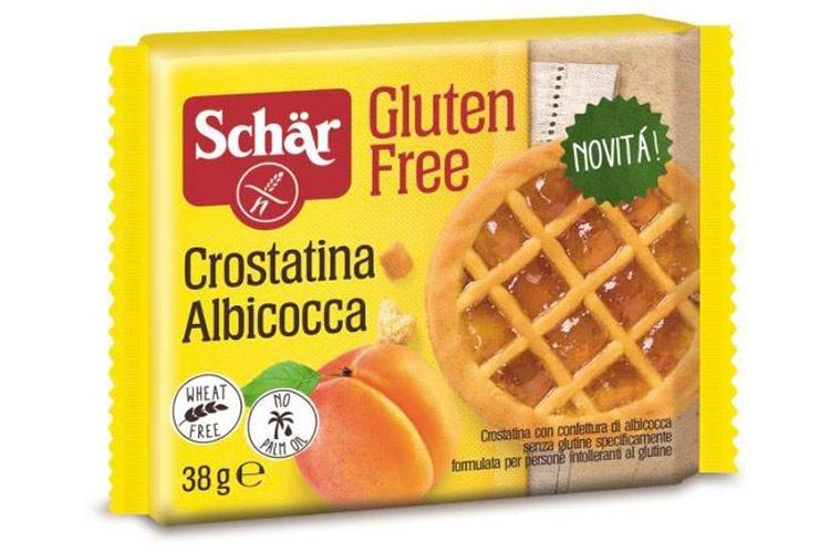 Crostatina Albicocca La dolcezza gluten free di Dr Schär
