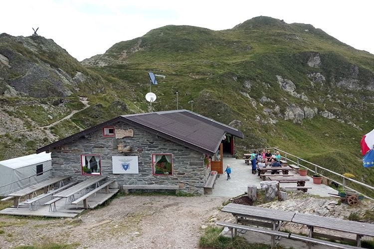 Cucina buona al Tagliaferri Sosta deliziosa in Val di Scalve