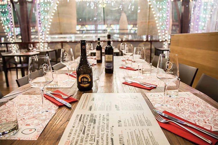 Cucina toscana in tutta comodit a tosca il ristorante del mercato centrale firenze italia a - Ristorante cucina toscana firenze ...