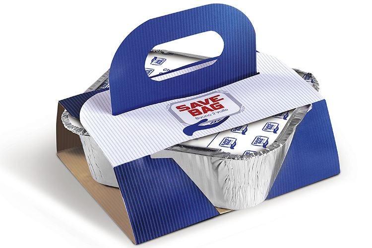 Save Bag, la vaschetta firmata Cuki contro lo spreco alimentare