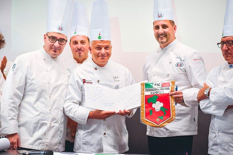 """""""Cuochi della Mole"""" Nuova associazione a Torino"""