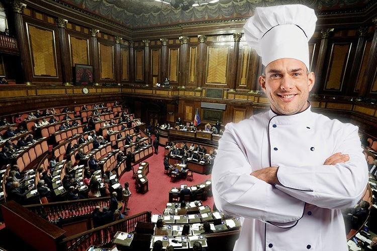 Sì al ministero dell'Alimentazione I ristoranti meritano dignità e tutele