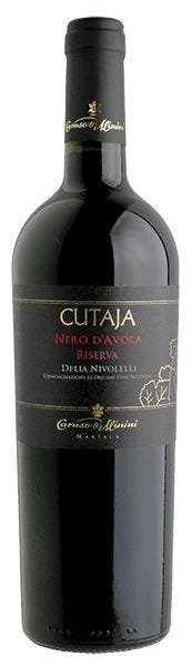 Cutaja Nero d'Avola Riserva Delia Nivolelli Doc 2012