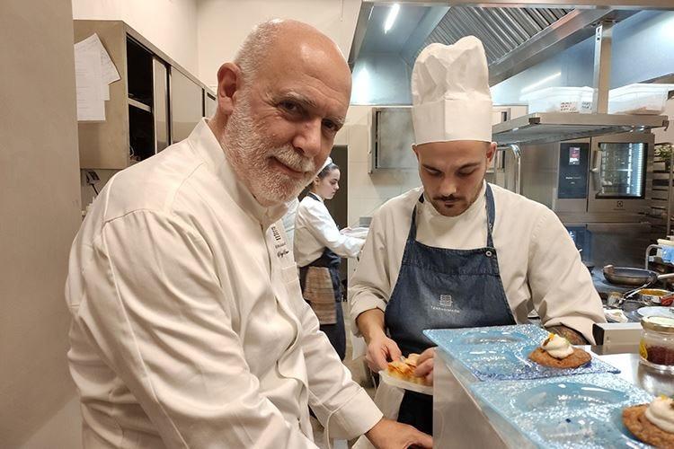 Da Terrammare a Milano Cucina siciliana contemporanea