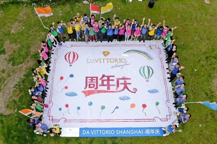 Da Vittorio Shanghai ha già un anno Chicco Cerea: Ora apriamo a Macao