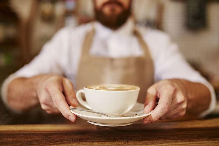 """Dagli aspetti nutrizionali alla """"latte art"""" al corso di formazione di Goppion Caffè"""