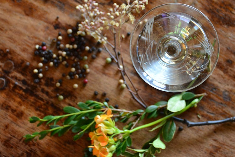 Dalla Val d'Aosta al lago Maggiore La storia del gin rivive nel territorio